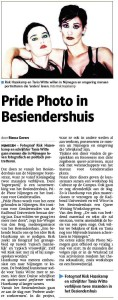 Pride Photo in Besiendershuis. Nijmegen eo. 23-04-2015