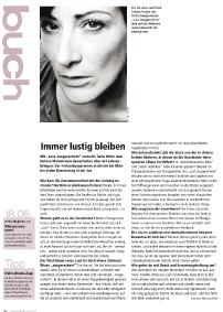 Tania Witte Lust. Ausgerechnet Siegessäule 06-2013