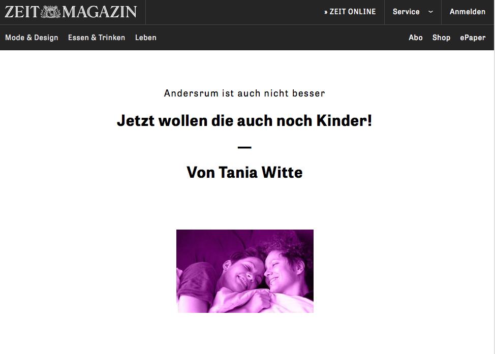 Witte_Zeitmagazin_#3